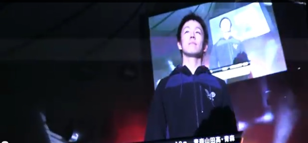 2013年(平成24年度)丹羽-水谷 全日本選手権男子決勝