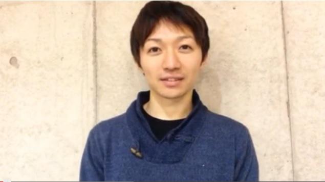 平成25年度 全日本選手権-男子シングルス1,2回戦・流山アストロズ・大塚裕貴選手インタビュー
