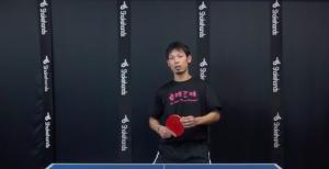 ドライブの回転量を上げる体の使い方3・卓球三昧 大村拓己コーチ
