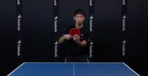 バックハンドの3種類の手首の使い方