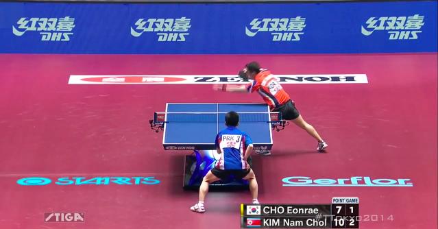 2014世界卓球 4日目 ハイライト動画