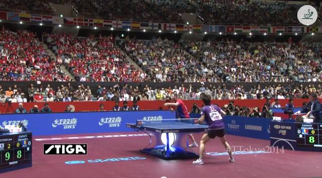 2014世界卓球 2日目 ハイライト動画