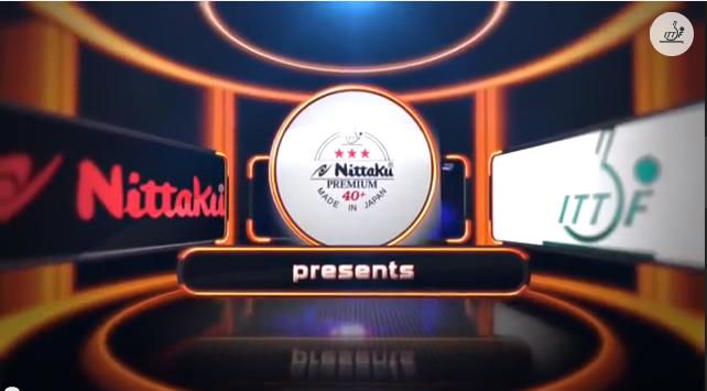 ITTF Monthly Pongcast - April 2014  卓球動画