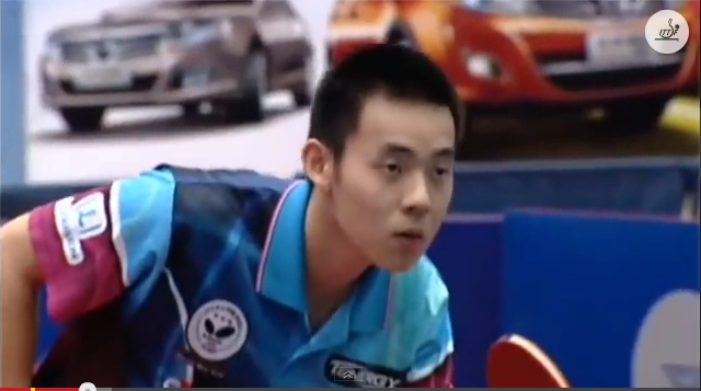 Kuwait Open 2014 Highlights: Patrick Franziska vs Chen Chien-An 卓球動画