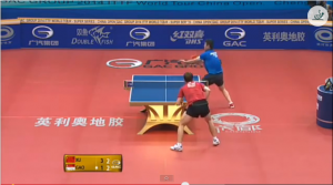 China Open 2014 Highlights: Xu Xin Vs Gao Ning (1/4 Final) 卓球動画
