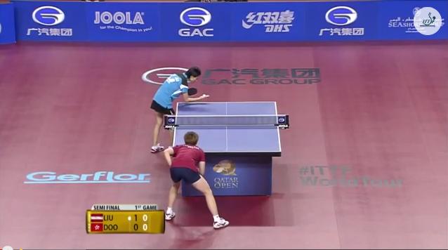 Qatar Open 2014 Highlights: Liu Jia vs Doo Hoi Kem (1/2 Final) 卓球動画
