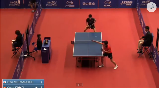 China Open 2014 Highlights: 村松雄斗 Vs Ho Kwan Kit (Q. Group)