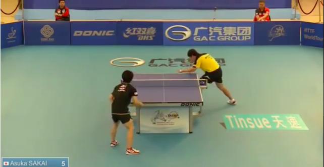 Philippines Open 2014 Highlights: 酒井明日翔 Vs Wu Zhikang (U21 1/2 Final) 卓球動画