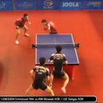 Qatar Open 2014 Highlights: Lee Sang Su/Kim Min Seok vs Tristan Flore/Emmanuel Lebesson 卓球動画