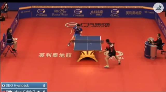 China Open 2014 Highlights: Seo Hyundeok Vs Chang Shun Hung (Q. Group)