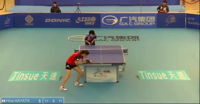 Philippine Open 2014 Highlights: 早田ひな Vs Yu Mengyu 卓球動画