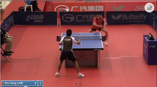Spanish Open 2014 Highlights: Ghosh Soumyajit Vs Lam Siu Hang (U21 Round Of 16) 卓球動画