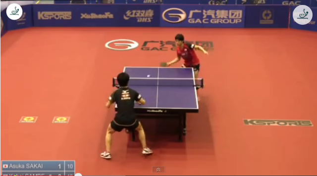 Australia Open 2014 Highlights: 酒井明日翔 Vs 三部航平 (U21 Final)