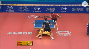 China Open 2014 Highlights: Ma Long Vs Xu Xin (FINAL) 卓球動画