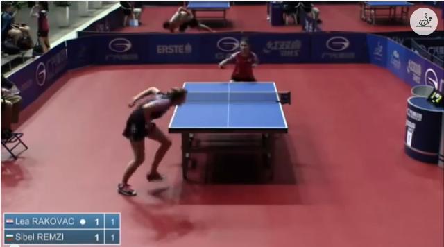 Croatia Open 2014 Highlights: Lea Rakovac Vs Sibel Remzi (Q Group) 卓球動画