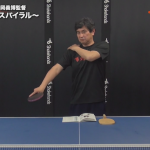 Forehand-spiral