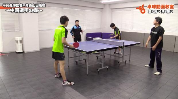 中国選手のコース打ち分けの特徴とは?? by 平岡義博_表紙