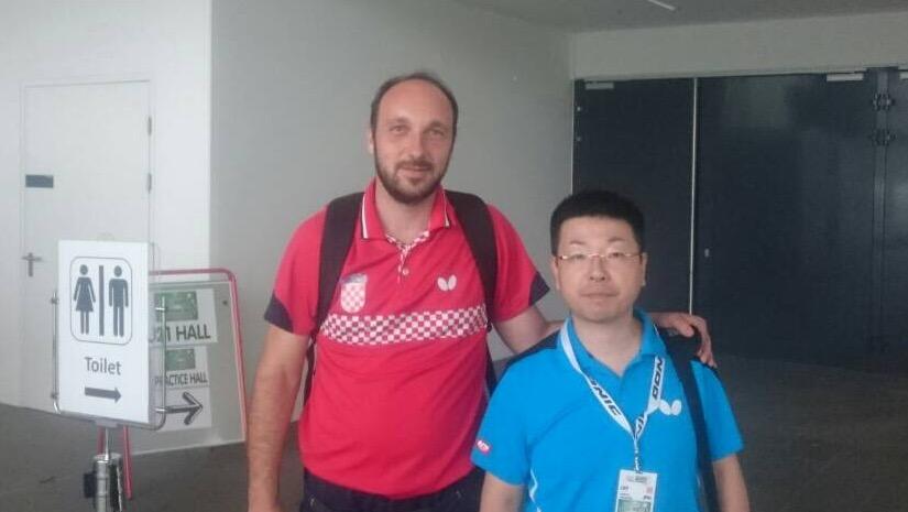 英語と敬語 Zvonimir Korenic「ズボンコ」クロアチア・ヘッドコーチ