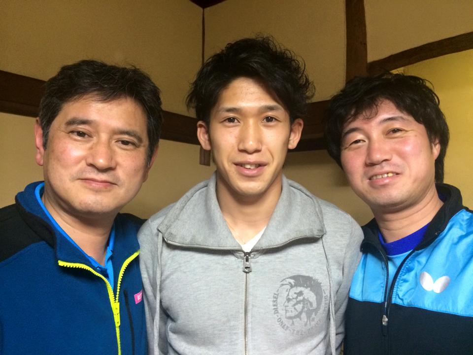 吉村真晴君が名古屋まで来てくれました!