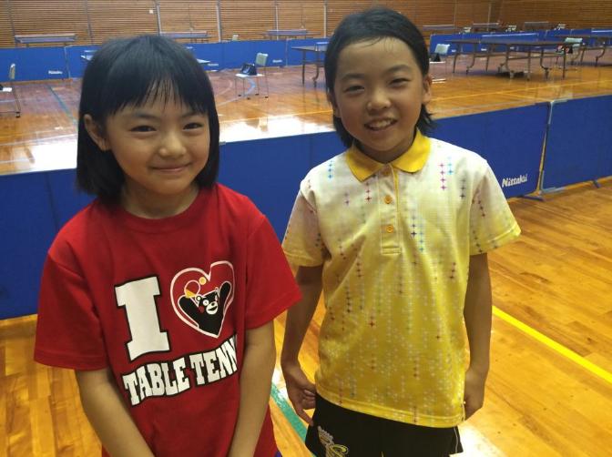 『2年後の全日本ホープス決勝は二人で戦う』