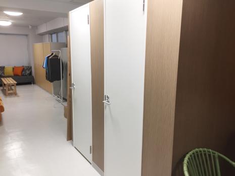 lockerroom