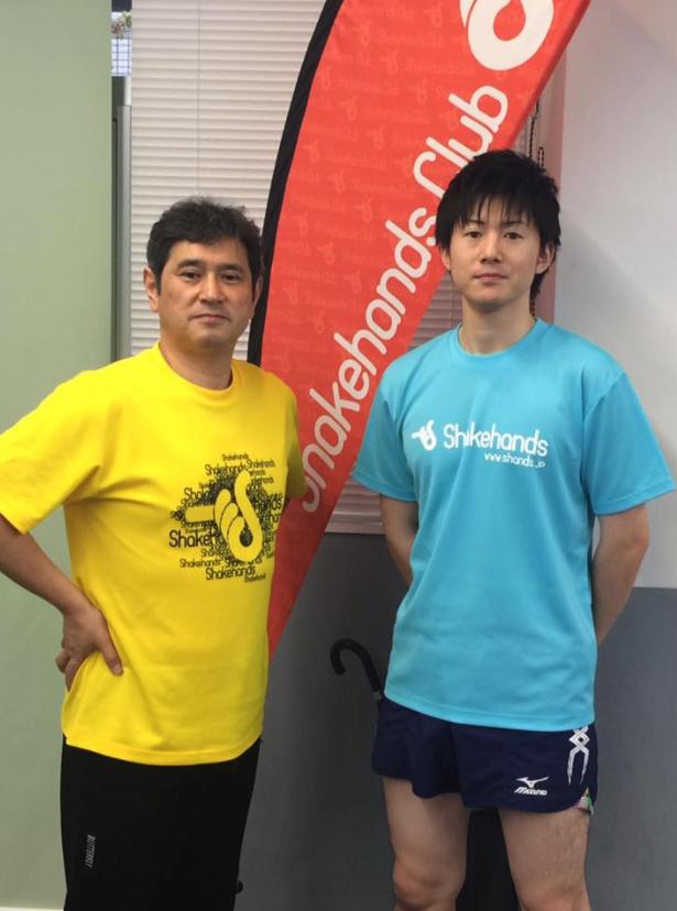 佐藤光彦コーチが新しく加わりました!