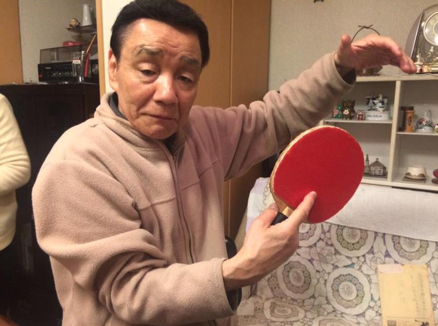 長谷川信彦さんの一本差し卓球とCC理論の関係