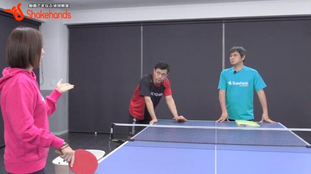 張一博と張莉梓が教える。中国卓球の強さの秘密!_表紙