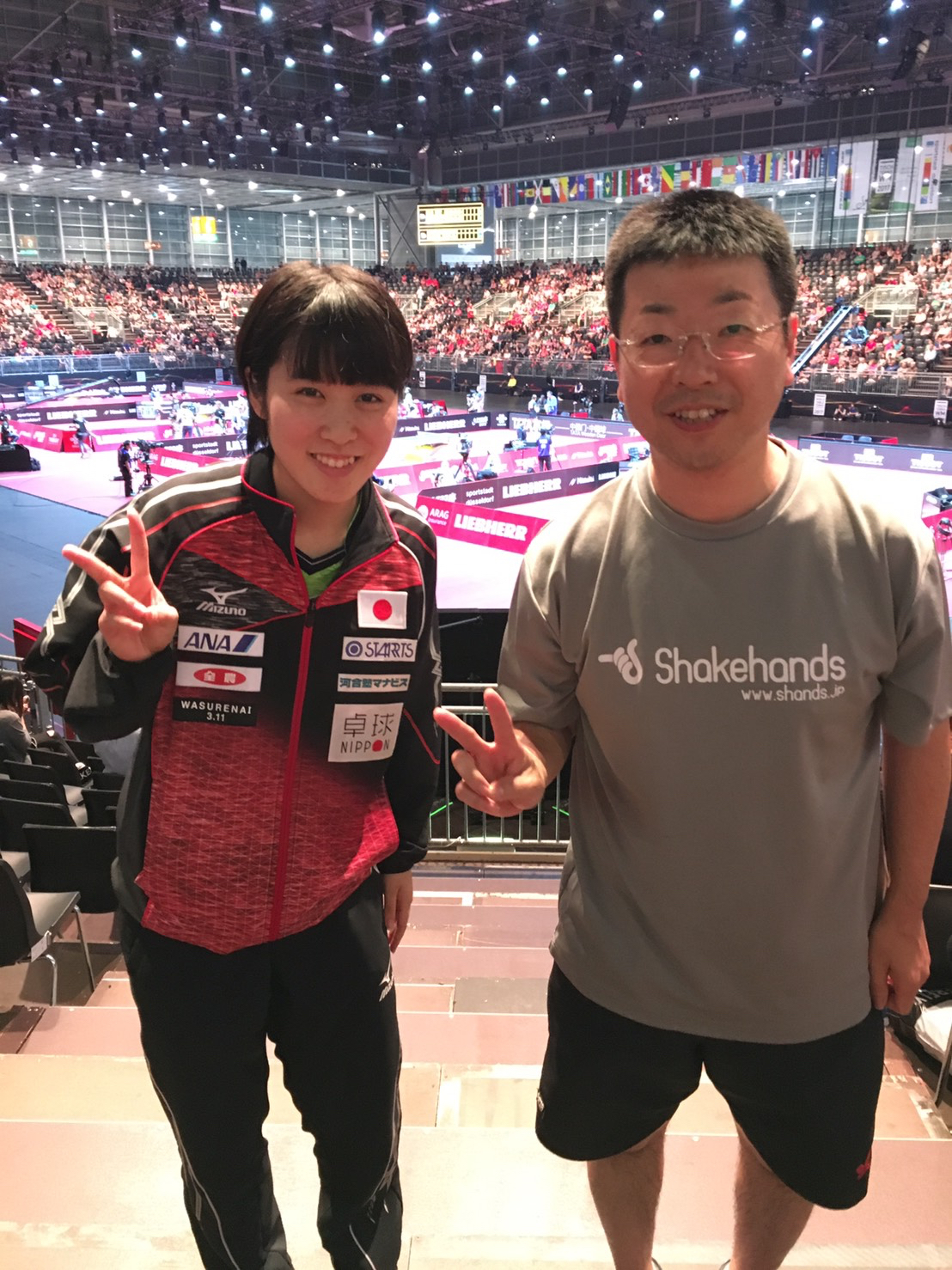 世界選手権レポート(6月2日)日本のメダルラッシュ!