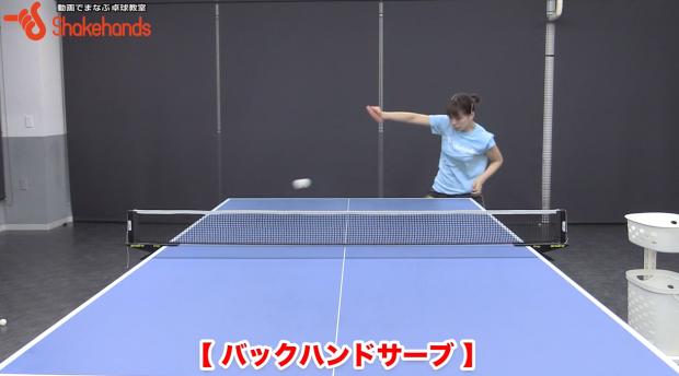 松澤茉里奈の投げ上げバックサーブ。ポイントはボールの高さ!_表紙