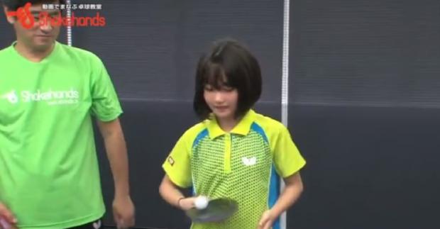 平岡義博の卓球入門。入門者がボールに慣れるための練習_表紙
