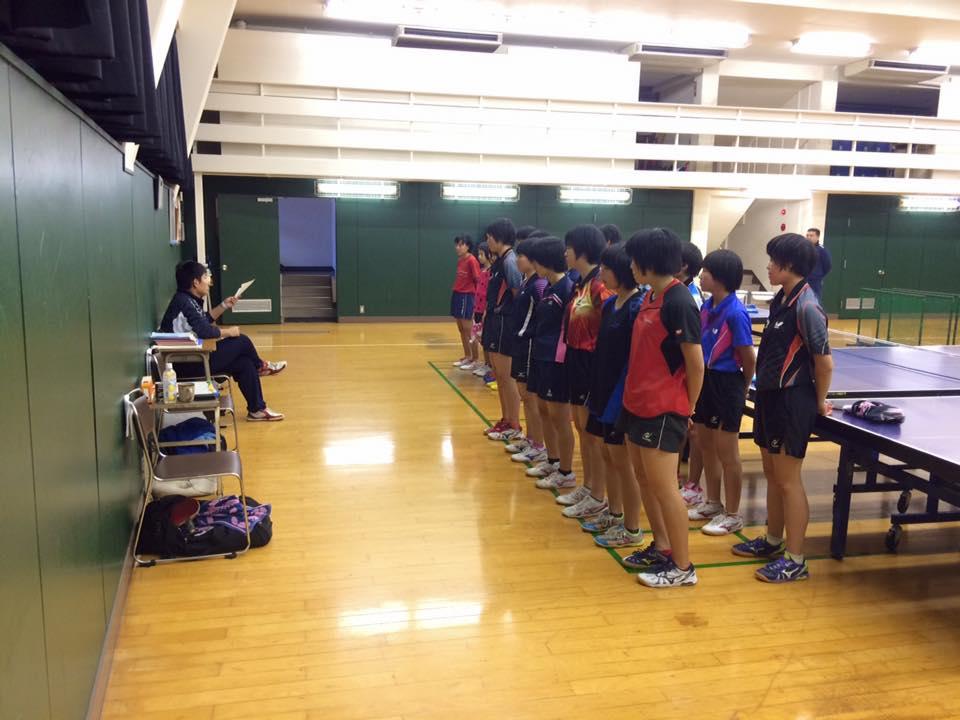 武蔵野中学・高校卓球部の先生は、平屋広大コーチのお兄さん