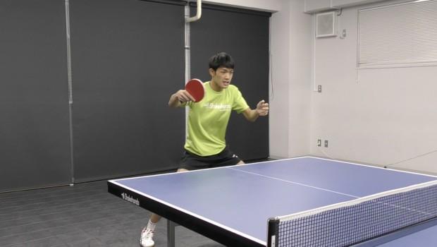 【Jr.成長シリーズ】強打にも負けない打球点!パターン練習_表紙