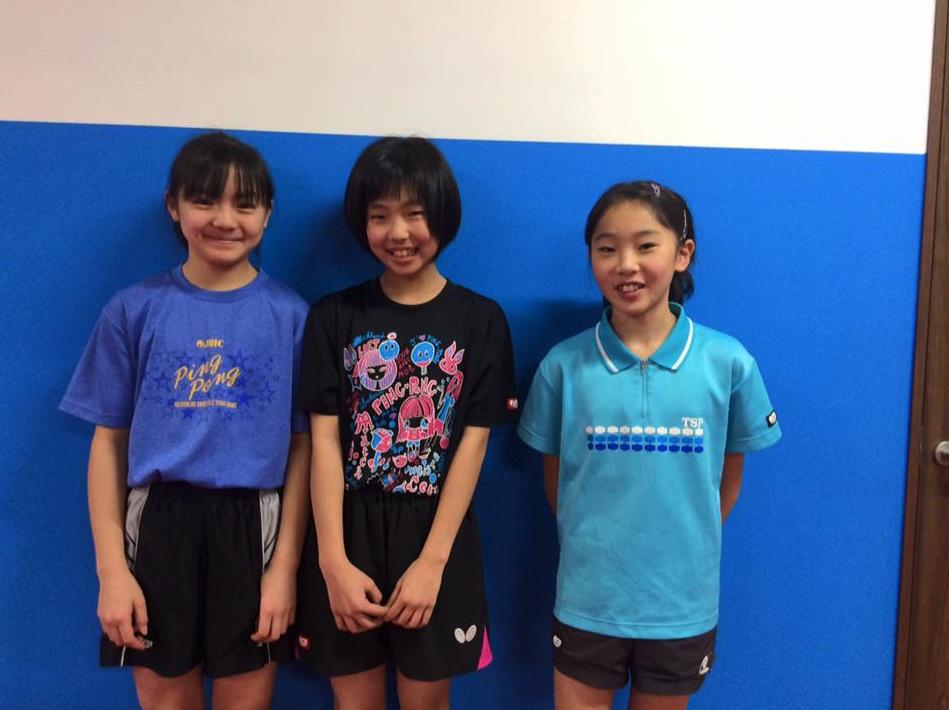 平岡義博の卓球の今年の目標