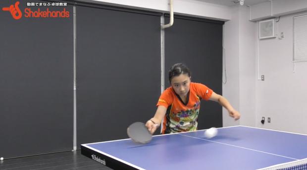 ツッツキがよく切れる。腕とラケットの使い方を教えます! by ジュニア編_表紙