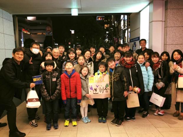 東京選手権大会ジュニアでベスト8、おめでとう!