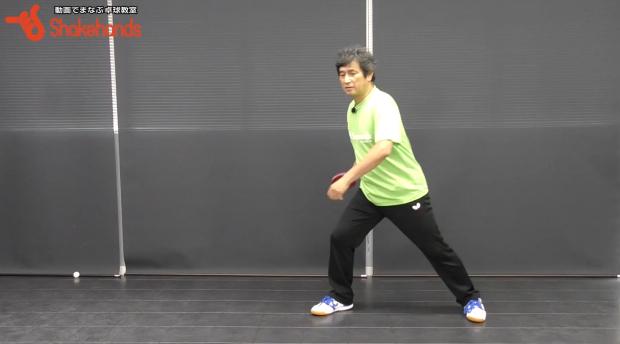 【平岡義博】スマッシュの基本。足を使って速く打てる!_表紙