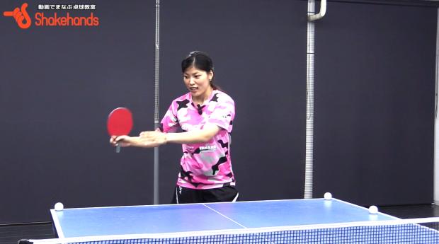 初めてのレディース卓球。点の取り方 by 大野さゆり_表紙