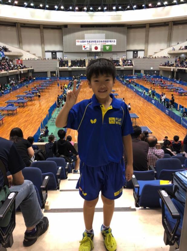 全日本卓球ホカバ、ベスト16