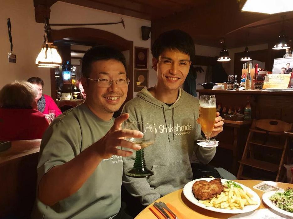 シェークハンズ卓球動画でお馴染みの上田、森薗、吉田選手が大活躍
