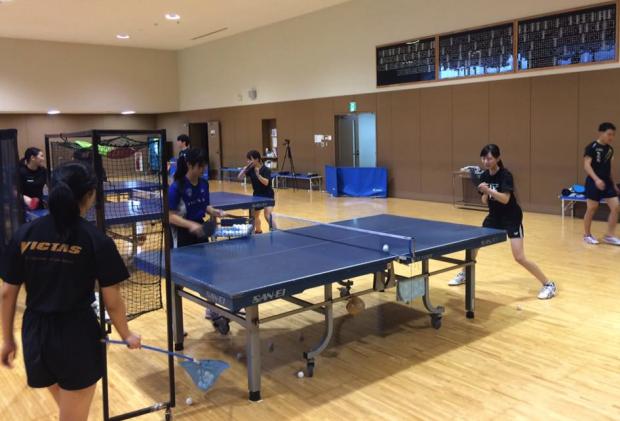 効率のいい卓球練習