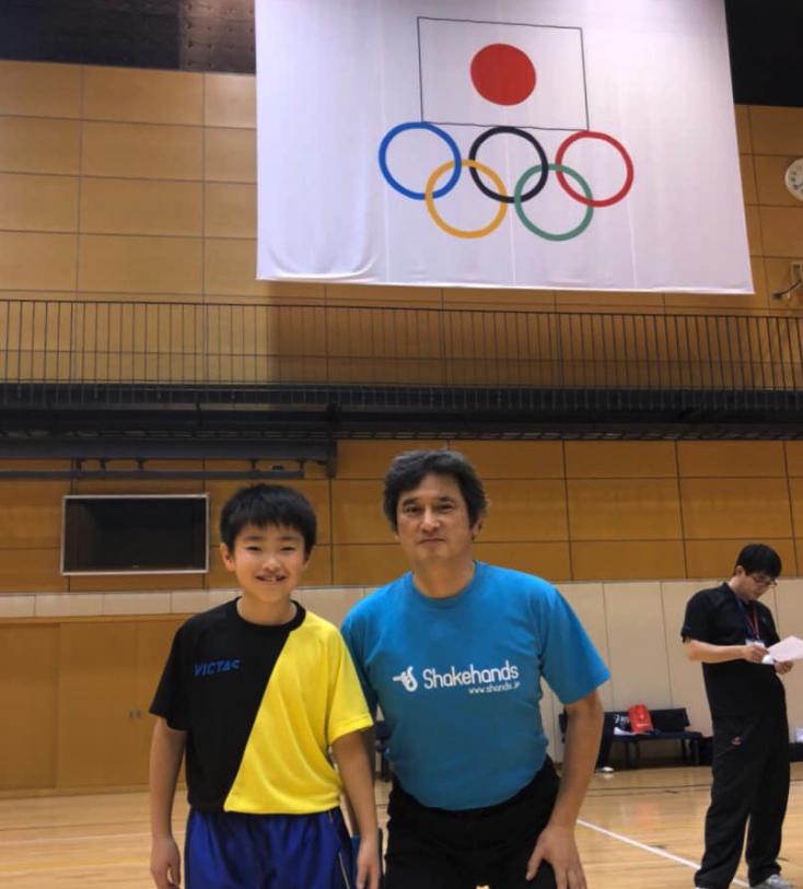 卓球ホープスナショナルチーム選考会出場の代表枠に滑り込み
