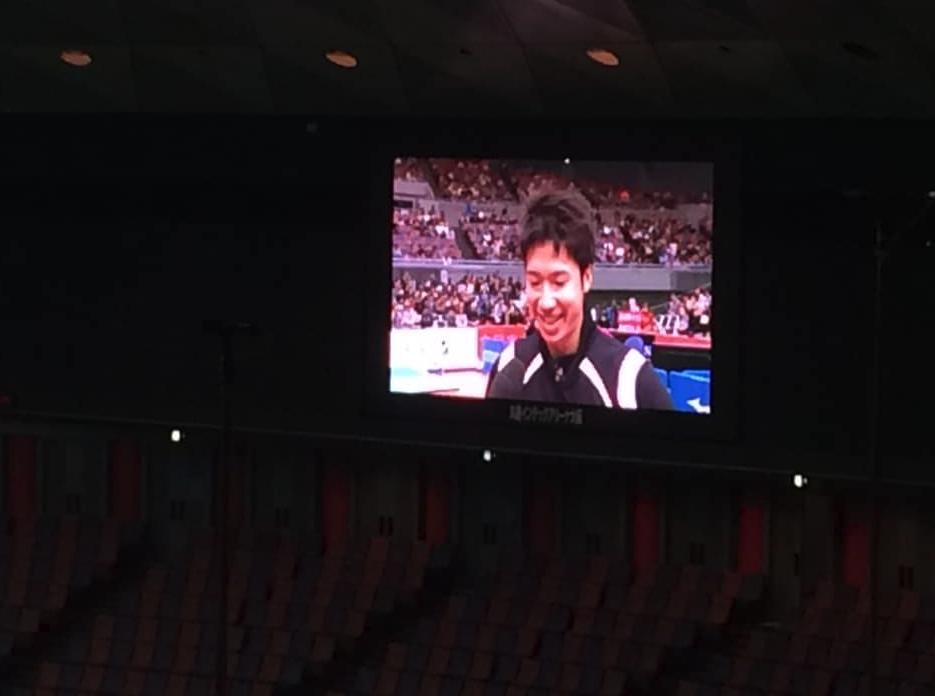 水谷隼選手の優勝インタビューで爆弾宣言