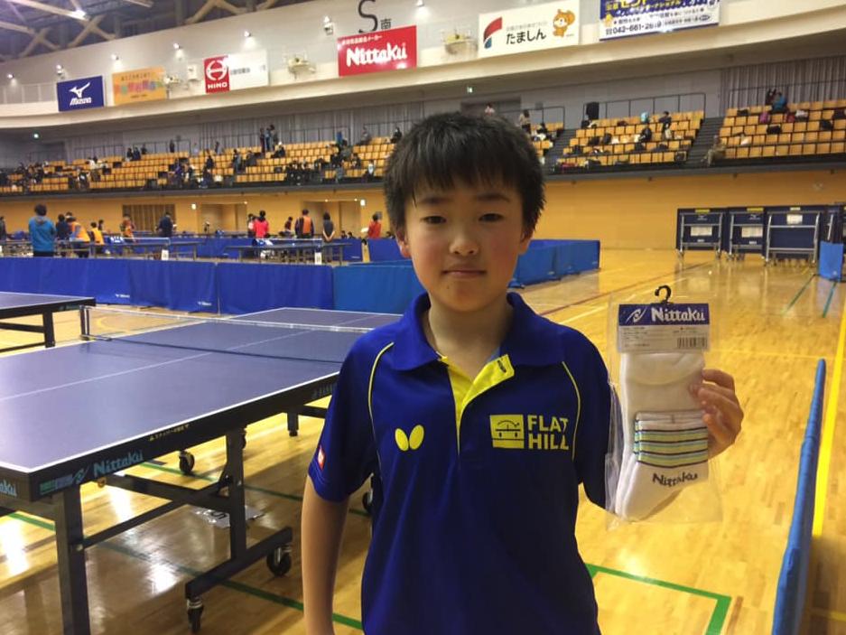 明日から全日本卓球選手権