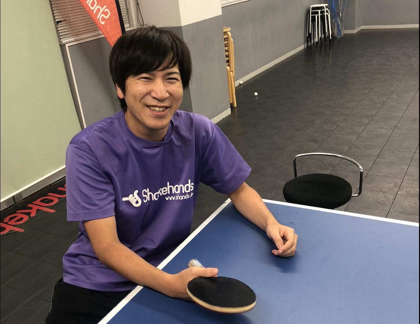 【検証】卓球コーチに一般プレイヤーが勝てるのか!?