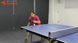 【2019振り返り】【瀬山咲希】前陣速攻。相手を振り回す省エネ卓球!