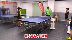 平岡義博の強くなる練習法。選手が練習中意識すること