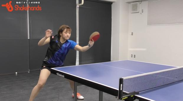 前田美優の試合前に調子を上げる多球練習法_表紙