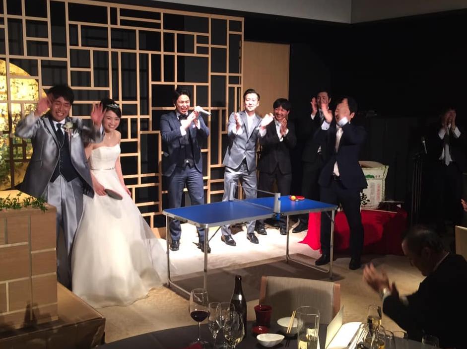 武蔵野高校卓球部元顧問の嘉屋先生いわく人生は60歳から