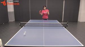 【2018振り返り】林幸菜!フォア表で破壊力あるボールを打つ